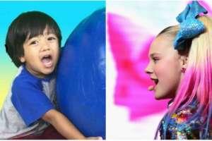 Estos niños son verdaderas estrellas en internet.