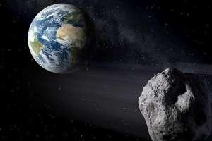 La roca espacial viaja a más de 32.000 kilómetros por hora. Foto: Tomado El Vanguardia.