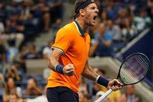 NUEVA YORK, EE.UU.- Juan Martín Del Potro es uno de los 20 mejores tenistas del mundo . Foto: AFP