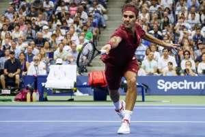 NUEVA YORK, EE.UU.- Federer perdió el partido ante el australiano John Millman. Foto: AFP