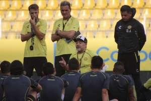 El delantero ecuatoriano es parte del club Dorados de Sinaloa. Foto: Tomada de @Dorados