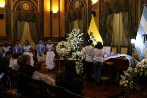 GUAYAQUIL, Ecuador.- Está previsto que el sábado se realice el sepelio en el cementerio patrimonial. Foto: Franklin Navarro.