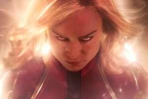'Capitana Marvel' nos muestra su primer tráiler.