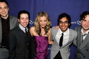 """""""The Big Bang Theory"""""""" es una de las series de televisión más vistas en EE.UU. Foto: GETTY IMAGES"""