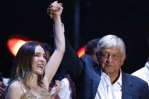 La artista nacida en España opinó sobre temas políticos, algo prohibido para extranjeros. Foto: AP.