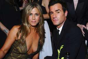 Justin Theroux reveló la verdad detrás de su divorcio de Jennifer Aniston. Foto: AP