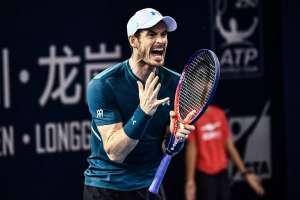El tenista escocés solo jugará un torneo antes de terminar su temporada. Foto: AFP