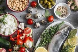 La dieta mediterránea puede reducir el riesgo de desarrollar varias enfermadades.