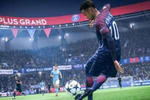 La franquicia de videojuegos de la FIFA ha dominado el mercado.