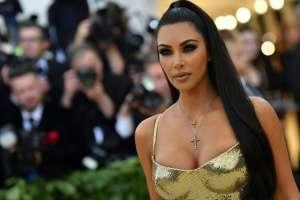 El comentario de Nicki Minaj a una foto de Kim Kardashian. Foto: AFP