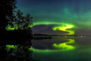 Aurora Boreal de este domingo
