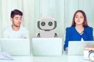 No es la primera vez que la inteligencia artificial resulta sexista. Foto: GETTY IMAGES