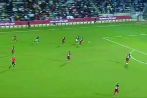 La 'Tricolor' cayó 4-3 en Doha y sufrió la expulsión de Frickson Erazo y Enner Valencia. Foto: Captura de pantalla @foetball247