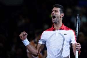SHANGHAI, China.- Con este triunfo, Djokovic avanza al segundo puesto de la clasificación ATP. Foto: AFP