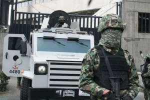 Se trata de 9 hombres y una mujer con varios días de putrefacción, según Fiscalía. Foto: Archivo jornada.unam.mx
