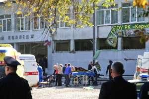 Al menos 17 muertos en ataque contra colegio en Rusia . Foto: AFP