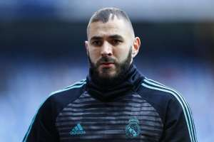 El delantero del Real Madrid negó estas acusaciones a través de su cuenta de Twitter. Foto: AFP