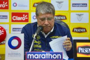 El entrenador de la selección ecuatoriana hizo su primera convocatoria sin limitaciones. Foto: API