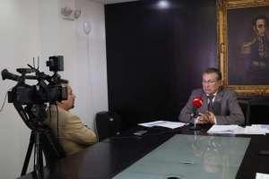 OEA no ha colaborado en la transparencia de los procesos electorales en Ecuador, según el vocal José Cabrera. Foto: @cnegobec