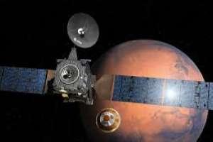Marte representa un reto mayor que las misiones de los Apolo a la Luna. Foto: Archivo AFP
