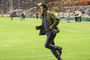 El entrenador de Macará aseguró que nunca quiso ofender a nadie. Foto: API