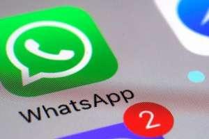 Crea 'stickers' personalizados en WhatsApp. Foto: AP - Referencial