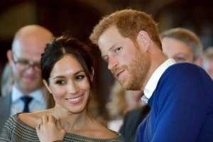 Harry y Meghan quieren mudarse antes de la llegada de su primer hijo. Foto: AP