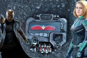 Capitán Marvel se estrena en 2019