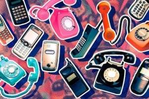 Aunque el uso del celular va en aumento, cada vez llamamos menos. Foto: ISTOCK/BBC THREE