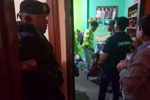 Desarman red de pornografía infantil en Ecuador. Foto: Fiscalía Ecuador