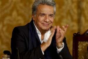 Lenín Moreno sustuvo varios encuentros con Manafort en Quito. Foto: Getty Images