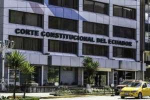 Corte Constitucional cesada dejó 14 mil causas sin resolver. Foto: Archivo