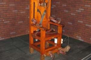 La silla eléctrica ha ido dejando de ser el principal método de ejecución en Estados Unidos.