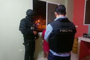 Según Fiscalía, se ejecutaron 26 órdenes de detención. Foto: Fiscalía