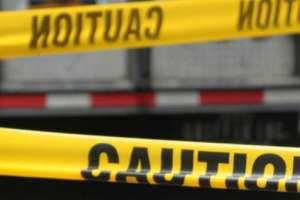 Los cuerpos fueron encontrados por la policía en la vivienda que ocupaba esta familia. Foto: Referencial