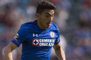 Mena jugó desde el 2017 en el Cruz Azul. Foto: AFP