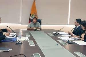 Foto: Consejo de Participación Ciudadana y Control Social (CPCCS)