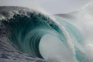 La ola más alta jamás documentada en el hemisferio Sur en la historia moderna medía 23,8 metros.