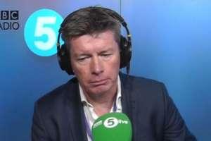 """Richard Mason contó en """"BBC Radio 5 Live"""" el momento en que descubrió que no era el padre biológico de sus tres hijos."""