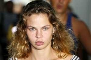 """Rybka se declaró culpable de practicar """"entrenamientos sexuales"""" sin autorización, por lo que fue deportada de Tailandia."""