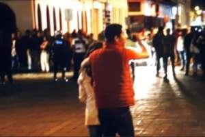 IBARRA, Ecuador.- El ciudadano extranjero, pareja de la víctima, será trasladado a la cárcel de Latacunga. Foto: Twitter