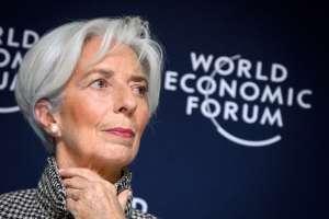 Presidente Moreno se reunirá con la directora del FMI . Foto: AFP