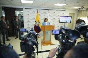 Presidente de la Asamblea afirma que femicidio en Ibarra no es por falta de leyes. Foto: Twitter Asamblea Nacional