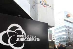 Nuevo Consejo de la Judicatura se definiría este miércoles. Foto: Archivo - Referencial