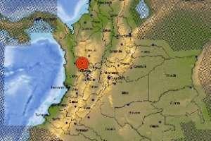 El movimiento ocurrió a las 16H09 locales con epicentro en el municipio de Betania.