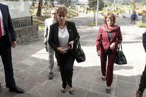 QUITO, Ecuador.- Esta semana estaba prevista la primera mesa de trabajo en la Fiscalía. Foto: API