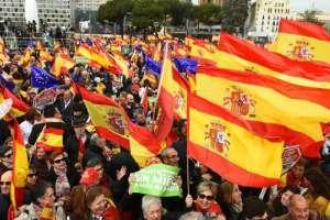 MADRID, España.- Según la entidad BBVA, la medida obedece a la prevención de blanqueo de capitales. Foto: Twitter