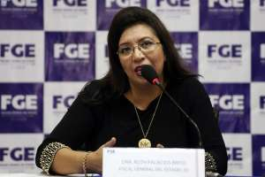 """QUITO, Ecuador.- Ruth Palacios anticipa que """"es posible que se haya violado el derecho a la intimidad"""". Foto: API"""