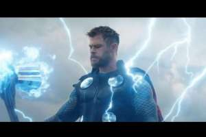 Tráiler de Avengers: Endgame muestra a la Capitana Marvel. Foto: Captura de video