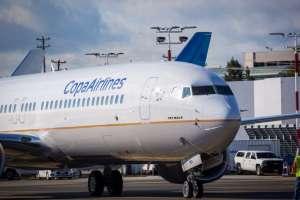 Copa Airlines anunció la suspensión temporal de sus operaciones. Foto: Referencial